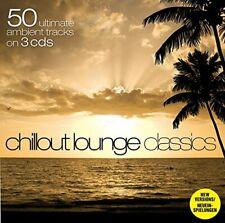 50 Chillout Lounge Classics 3CDs