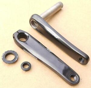 Shimano Deore XT FC-M8100 Crank Arm Set Left+Right 6 1/2in Black - New