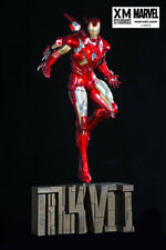 XM Studios Iron Man MK VII 1/4 Scale Statue BRAND NEW UNOPENED!! SEALED!!