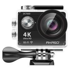 Akaso EK7000 Ultra HD 4k WIFI 170 Degree Wide Waterproof Sports Action Camera