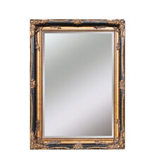 Europe palace style Embossed Wall Mirror Gold Wooden frame 112CM X 81CM