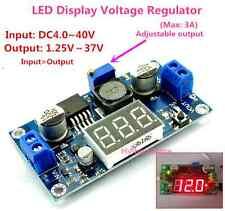 LED Display Spannung-Regler Voltage Buck Modul 3.3/5V 12V 24v 3A Stromversorgung