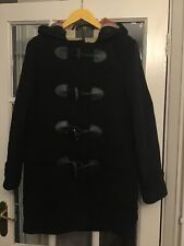 100 Auth Burberry Brit Tumblebridge Women's Pea Coat US 8uk 10eu 42