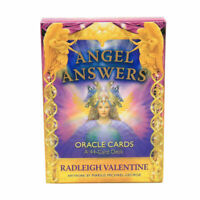 Angel Answers Oracle Cards Deck Trustworthy Guidance Guardian Angels Messages 44