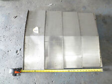 1994 DYNA MECHTRONICS MODEL 4500 CNC MILL Y AXIS WAY COVER COVERS