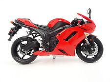 Kawasaki Ninja ZX 6  rot Motorradmodell 1:12 Maisto Modell  motorcycle model
