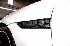 German Rush Carbon Fiber Side Power Vents Jaguar F-TYPE 2014 2015 2016