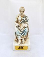 Plato, Platon sculpture statue Ancient Greek philosopher artifact