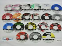 Lot of 20 Sega Saturn CD Only Ref/22040 JAPAN Game ss