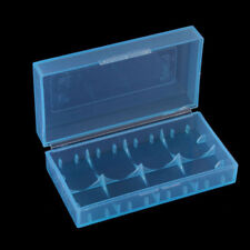 18650 CR123A 16340 Battery Case Box Holder Storage Containers