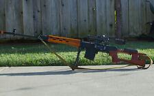 New & Rare Airsoft Real Sword Dragunov SVD Semi-Auto Sniper Rifle (AEG)