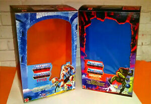 Mattel Masters of the universe Tytus or Megator replacement boxExcellent box!
