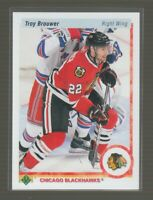 (70649) 2010-11 Upper Deck 20th Anniversary Parallel TROY BROUWER #153