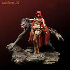 75mm resin Figures model kit 1:24 Science fiction role empress of the wolf R26