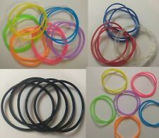 Jelly Bracelets 80s Style Bangles - Choose your colors!