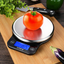 Digital Kitchen Food Cooking Scale Weigh in Pounds,Grams,Ounces,KG NEW 6kg/13lb