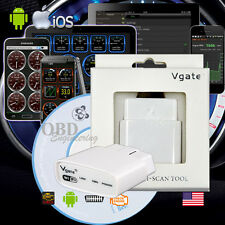 VGate WiFi OBD2  II Car Diagnostic Scan tool Code Reader  iPhone/Android Retail