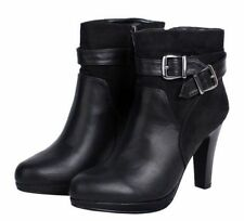 Block Heel Medium Width (B, M) Formal Boots for Women