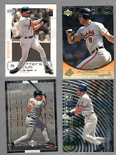 2000 UPPER DECK HITTER'S CLUB COMPLETE SET and EPIC PERFORMANCES COMPLETE INSERT