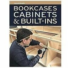 Bookcases, Cabinets & Built-Ins (Paperback or Softback)