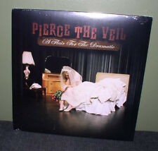 "Pierce the Veil ""A Flair For The Dramatic"" LP OOP Chiodos Thrice Circa Survive"