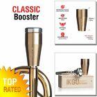 Trumpet Mouthpiece BOOSTER KGUBrass. 4 CUSTOM Models  Megatone effect sleeve