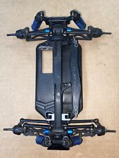 team associated rc18t roller chassis with Front CVD axles