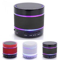 Bluetooth Mini Altavoces Música Caja MP3 Altavoz Handsfree Móvil Tableta Pc Q1