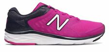 New Balance Women's Shoes Pink with Grey for Running and Getting Fit