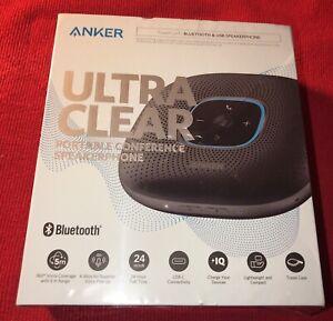 Anker Ultra Clear Portable Conference Speakerphone -Bluetooth & USB Speakerphone