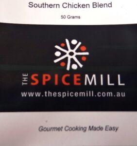 Southern Chicken Blend 50 grams - Medium Blend - GLUTEN FREE