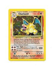Pokemon Charizard  Holographic  Card