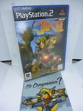 Jak II: Renegade (Sony PlayStation 2, 2003) - European Version PS2 gaming Games