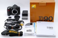 【MINT in BOX】 Nikon D D90 12.3MP Digital SLR Camera Body from Japan 0261N