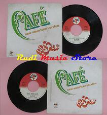 LP 45 7'' D.D.SOUND Cafe new american version Back street baby 1979 cd mc dvd *