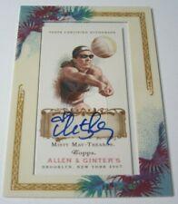2007 Topps Allen Ginter #AGA-MMT MISTY MAY-TREANOR Autograph Framed Mini Card