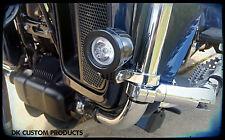 Stealth LED Driving - Passing Lights Harley Davidson Engine Guard