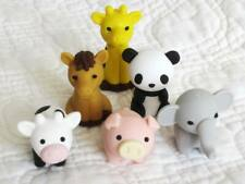 Animal Friends Eraser Puzzles from Japan by iwako Set of 6, - 20% off 2+ Sets