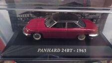 """DIE CAST """" PANHARD 24BT - 1965 """" AUTO FRANCESI SCALA 1/43"""
