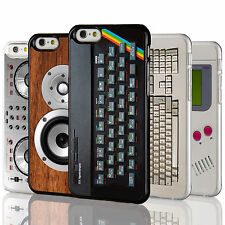 Retro Gadget Phone Case Collection for the iPhone Range Geeky Electronics Cover