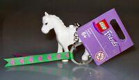Lego friends Pferdeanhänger 851578 Schlüsselanhänger verziert Key Chain Neu