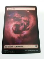 Mountain (253) - Foil x1 Magic the Gathering 1x Theros Beyond Death mtg card