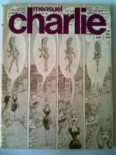 CHARLIE Mensuel 1er série  n°105