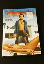 Californication - The Complete First Season (DVD, 2008 Multi-disc Set) Brand New