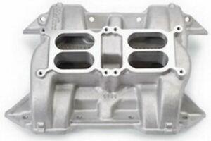 EDELBROCK BBM Dual Quad Manifold - 413-426-440 P/N - 5440