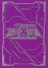 (100) YU-GI-OH Card Deck Protectors New ZEXAL Card sleeves Purple