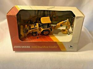 Collectible Vintage John Deere 310D Backhoe Loader 1:64 NIB