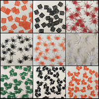 Sprinkle Punch Scrapbooking 500 Pcs Mixed Cardstock Party Craft Confetti