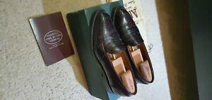 Alden Full Strap Colour 8 Cordovan Loafer - 7D US