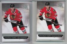 11/12 Upper Deck The Cup Jonathan Toews Base #'ed /249